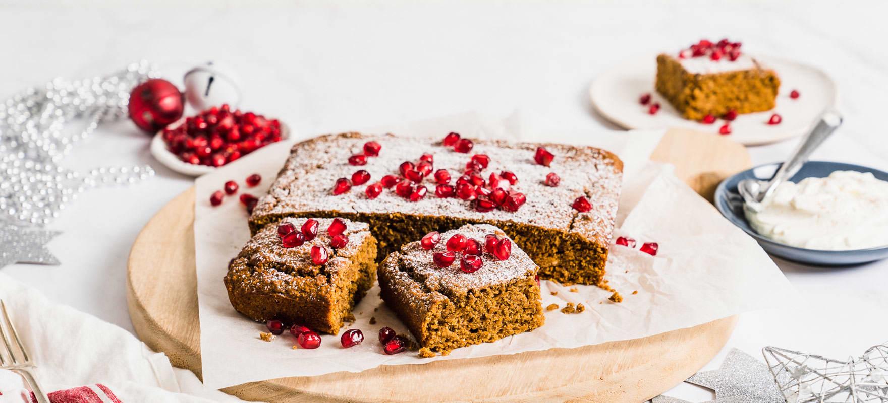Gingerbread cake image 1