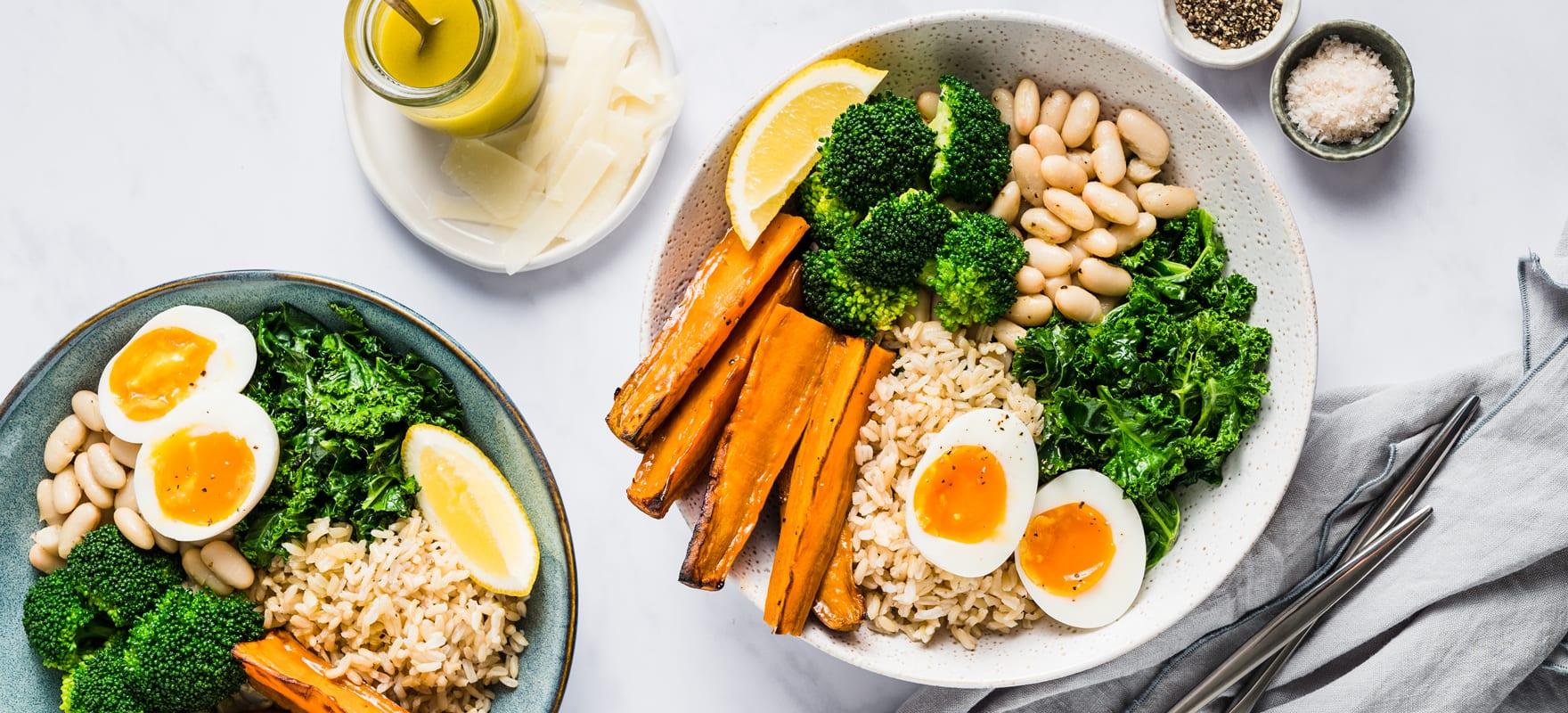 Vegetarian Nourish Bowl image 1