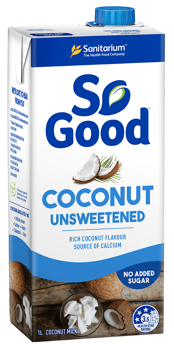 So Good™ Almond & Coconut Milk Unsweetened