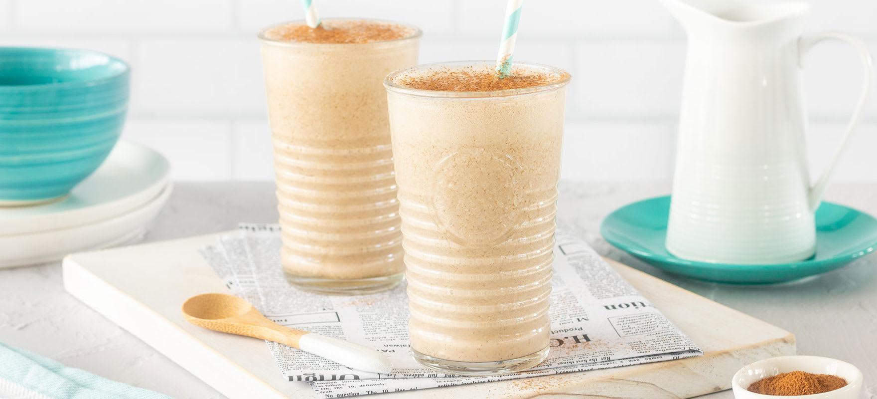 Vanilla chai milkshake image 2