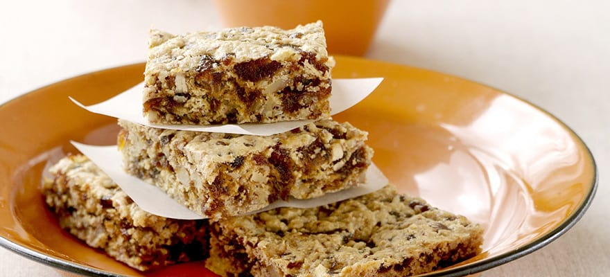 Date and nut slice image 1