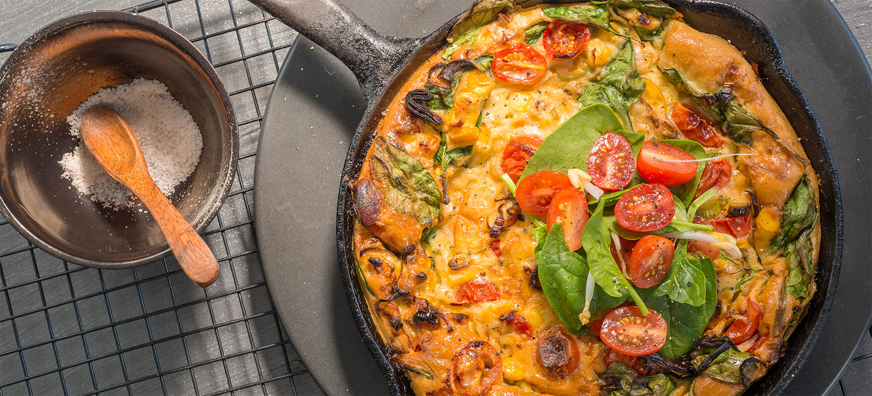 Vegetable bake image 1