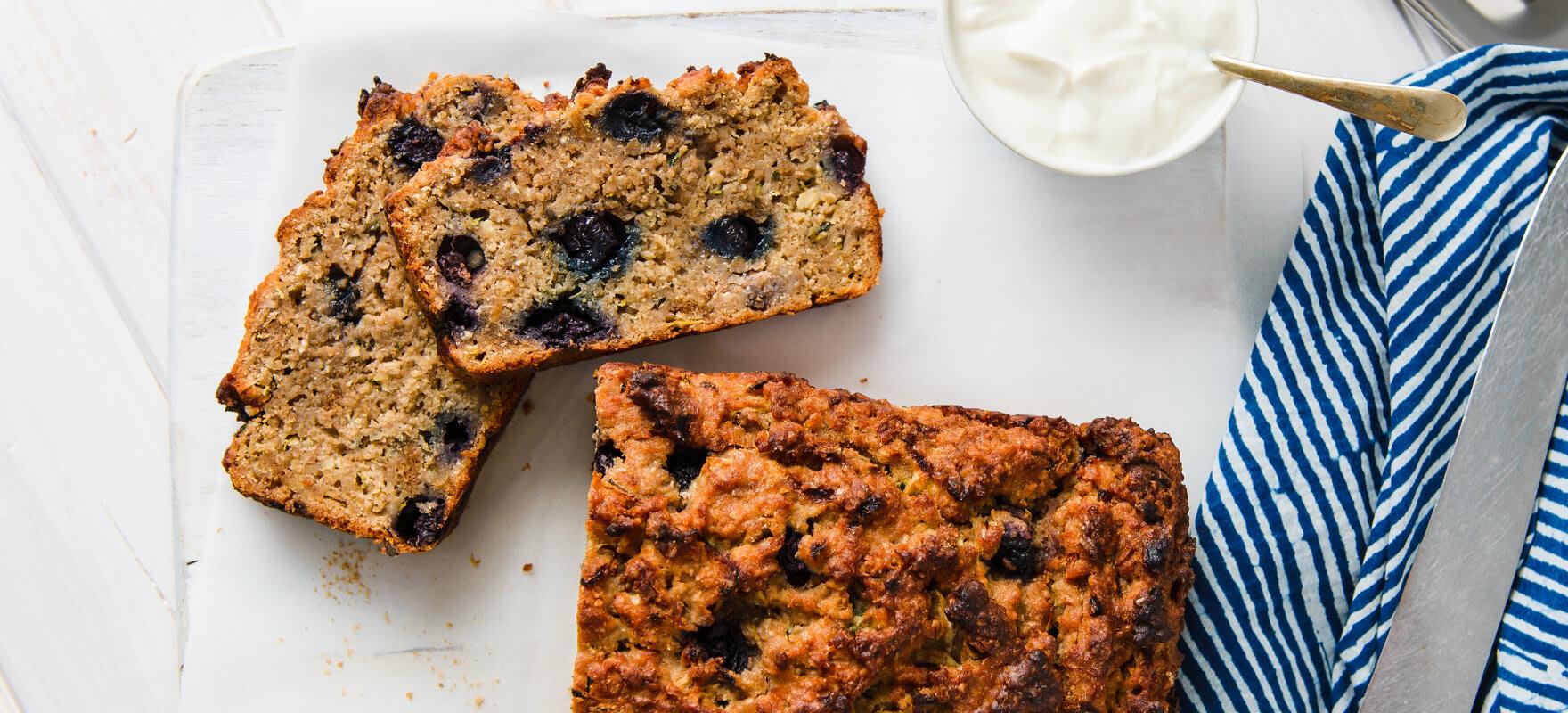Blueberry & banana bread image 2