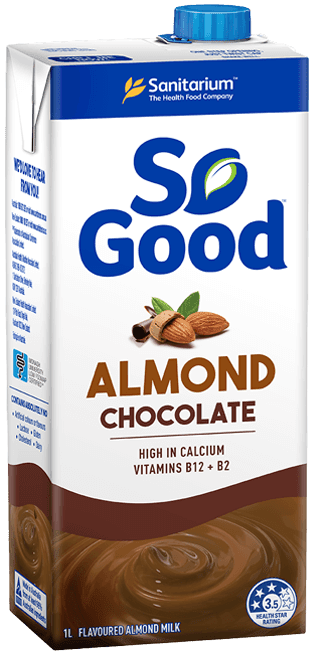 So Good™ Almond Milk Chocolate Flavoured