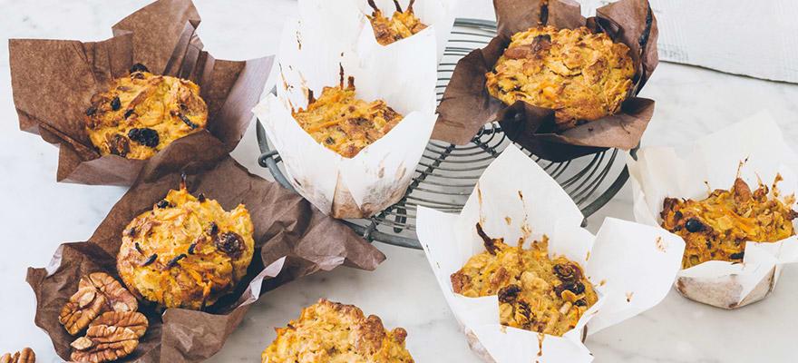 Mini muesli muffins image 1