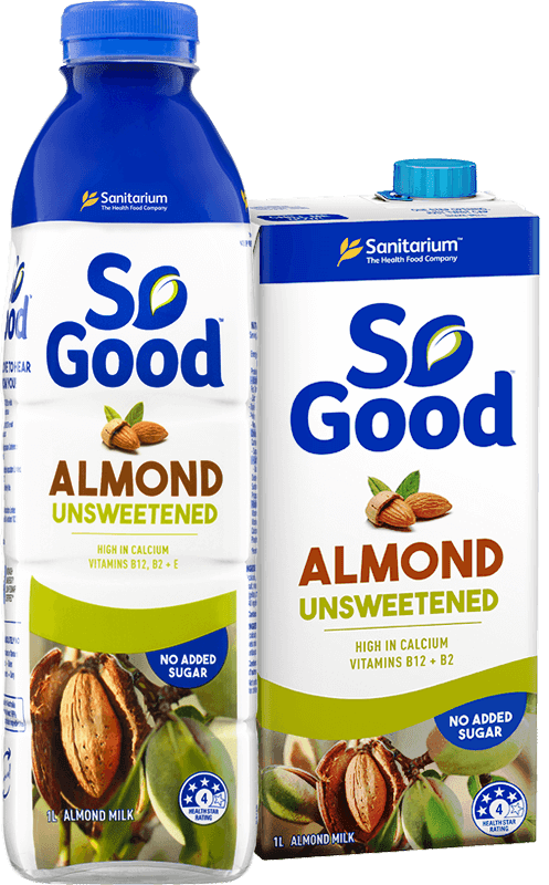 So Good™ Almond Milk Unsweetened