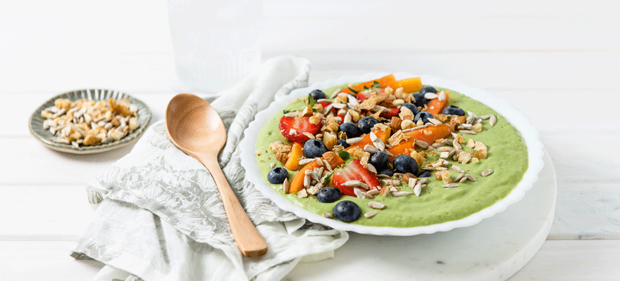 Green Smoothie Bowl image 1