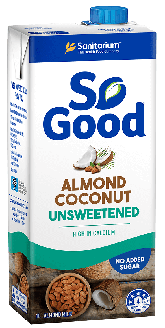 So Good™ Almond & Coconut Milk Unsweetened