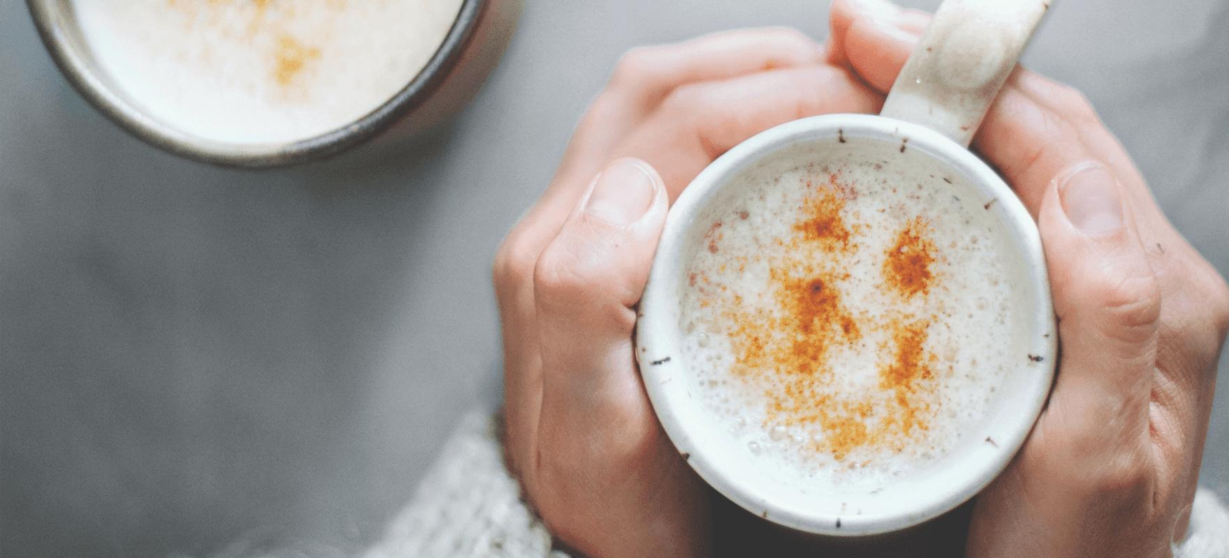 Chai latte image 1