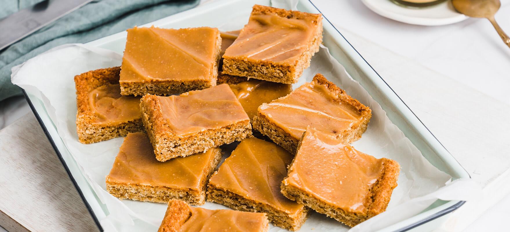 Peanut butter Weet-Bix™ slice image 2