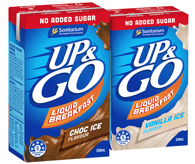 UP&GO™ No Added Sugar