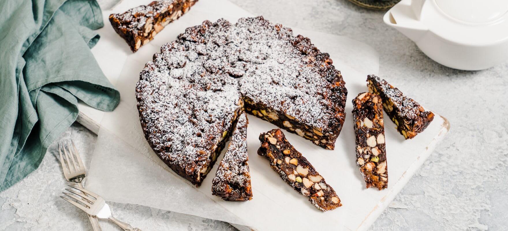 Chocolate panforte image 1