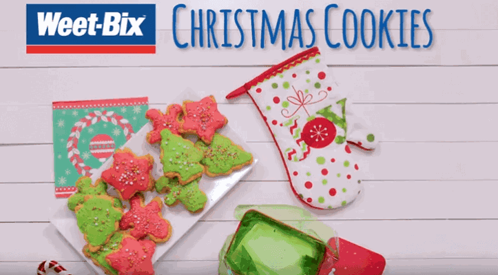 Weet-Bix™ Christmas cookies image 1