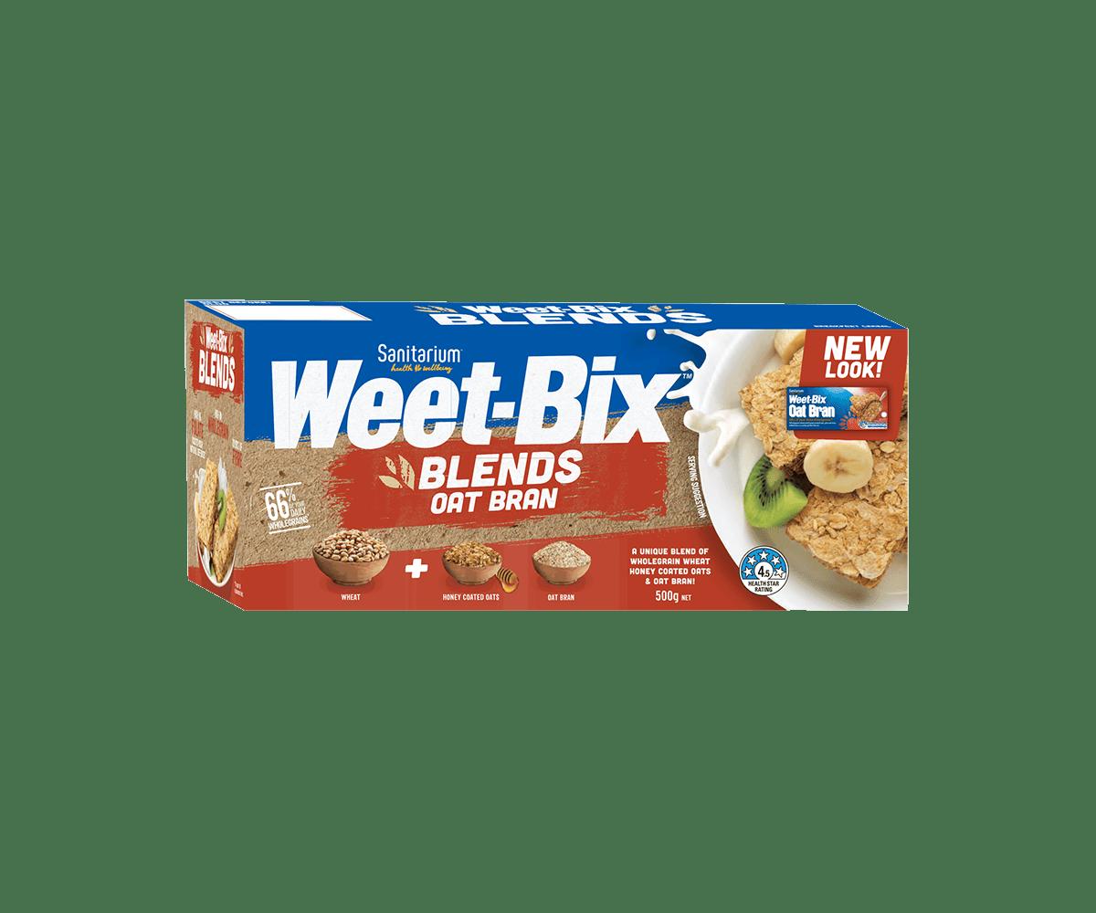 Weet-Bix™ Blends Oat Bran