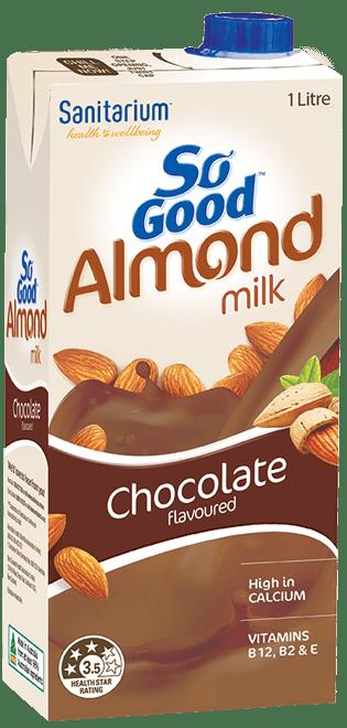 So Good™ Almond Milk Chocolate Flavoured