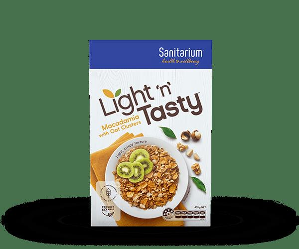 Light 'n' Tasty Macadamia