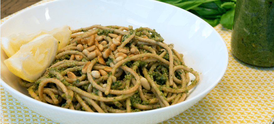 Vegan pesto image 3