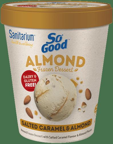 So Good Almond Salted Caramel