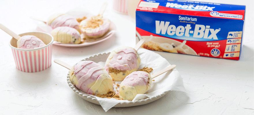 Easter Breakfast Popsicles image 2