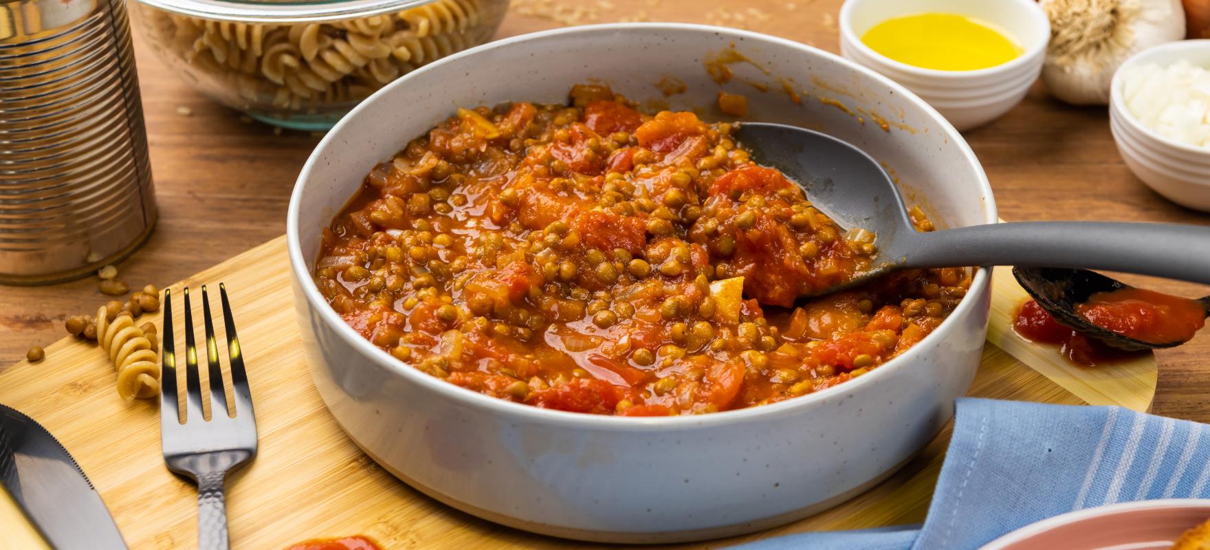 Bolognaise sauce image 1