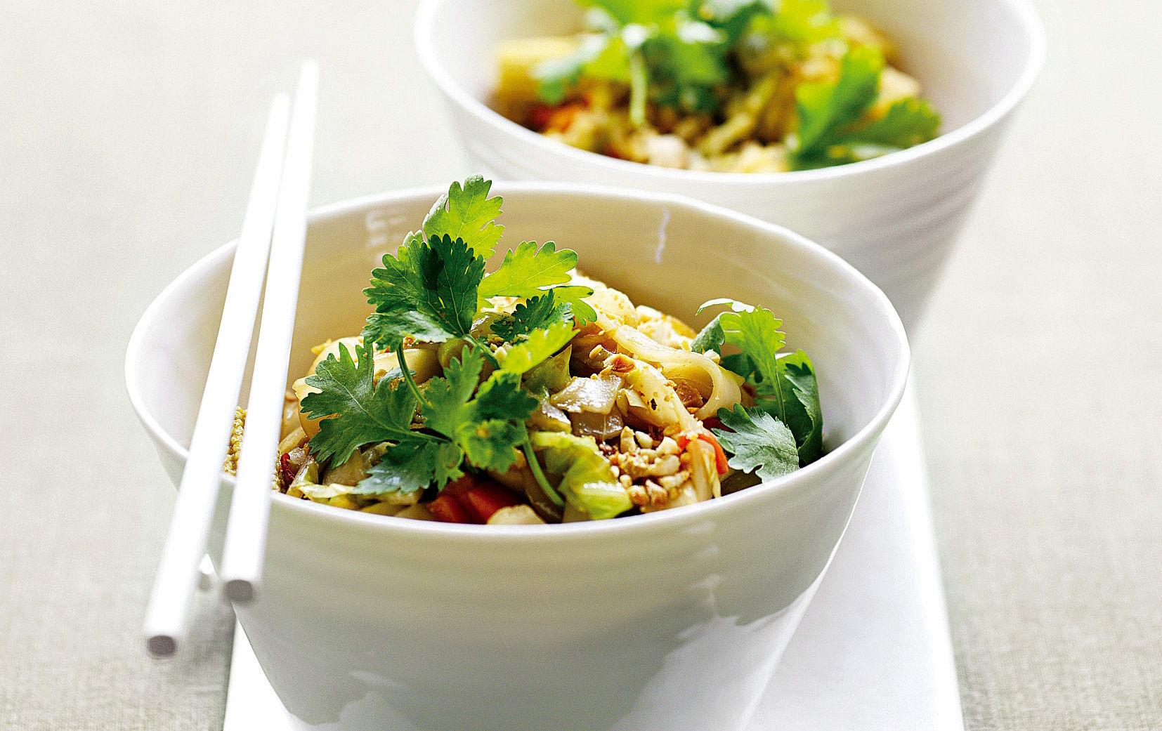 Asian market noodles image 1