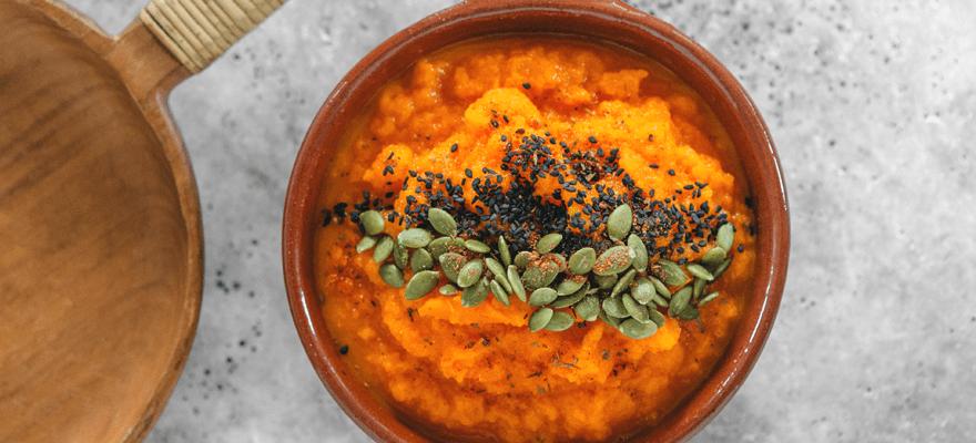 Cajun carrot mash image 1