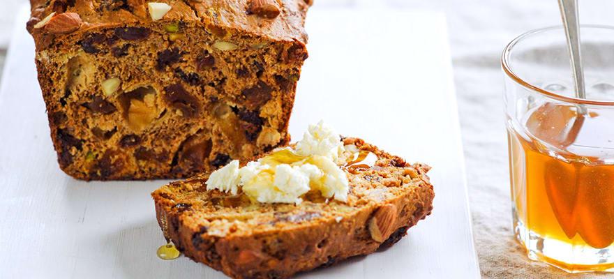 Fruit and nut loaf image 1