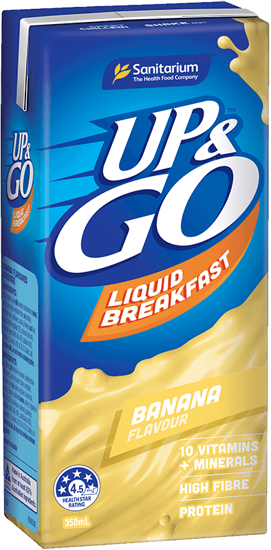 UP&GO™ Banana Flavour