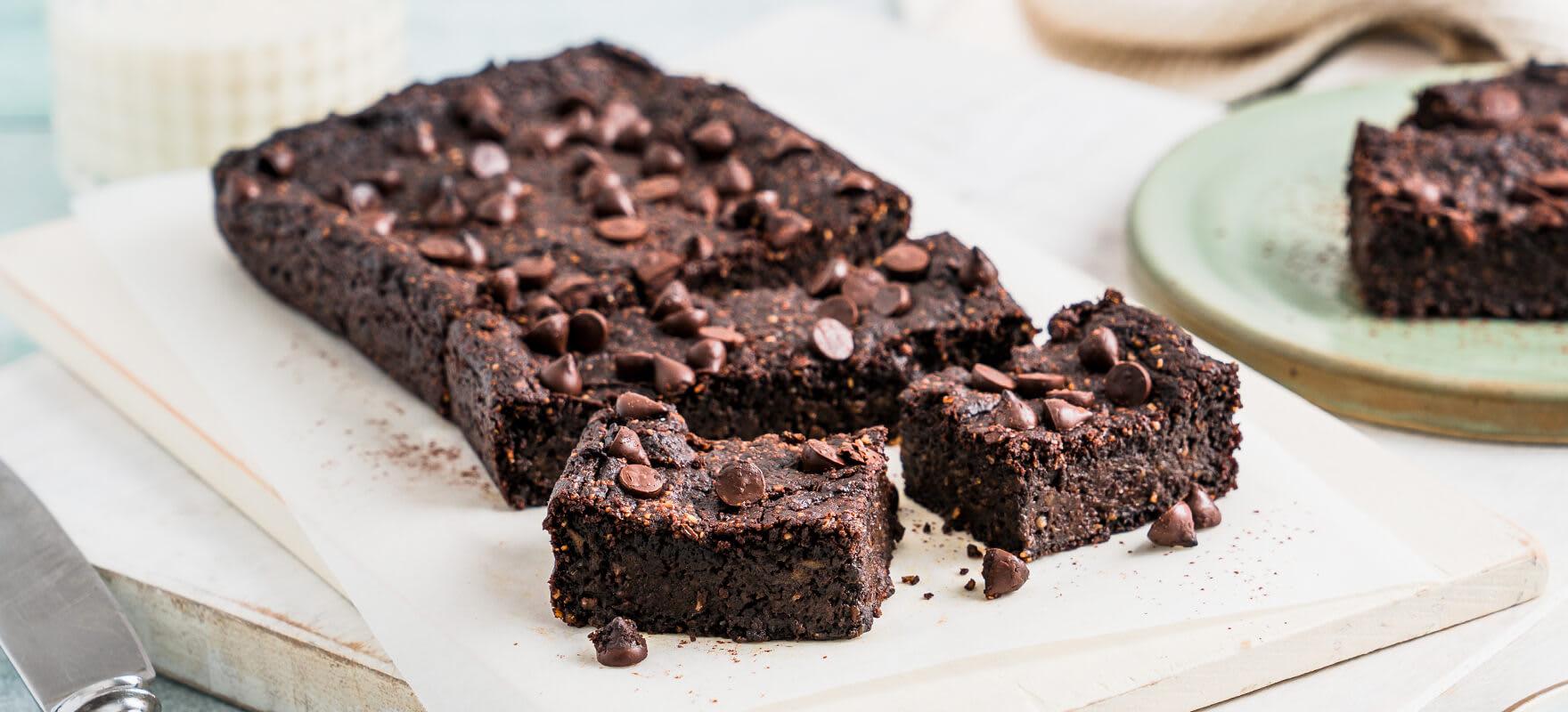 Sweet potato brownies image 1