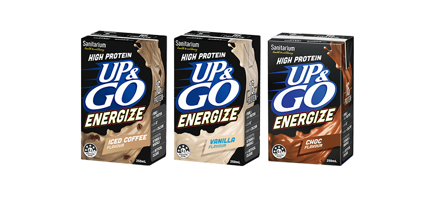 UP&GO™ Energize