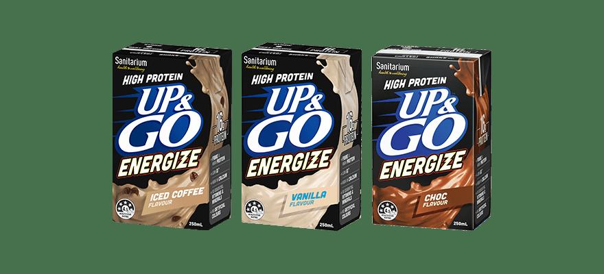 UP&GO™ Energize