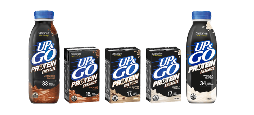 UP&GO™ Protein Energize