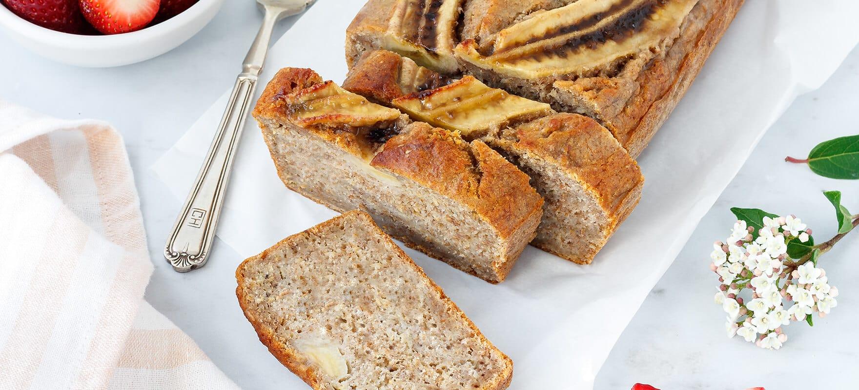 Banana bread image 1