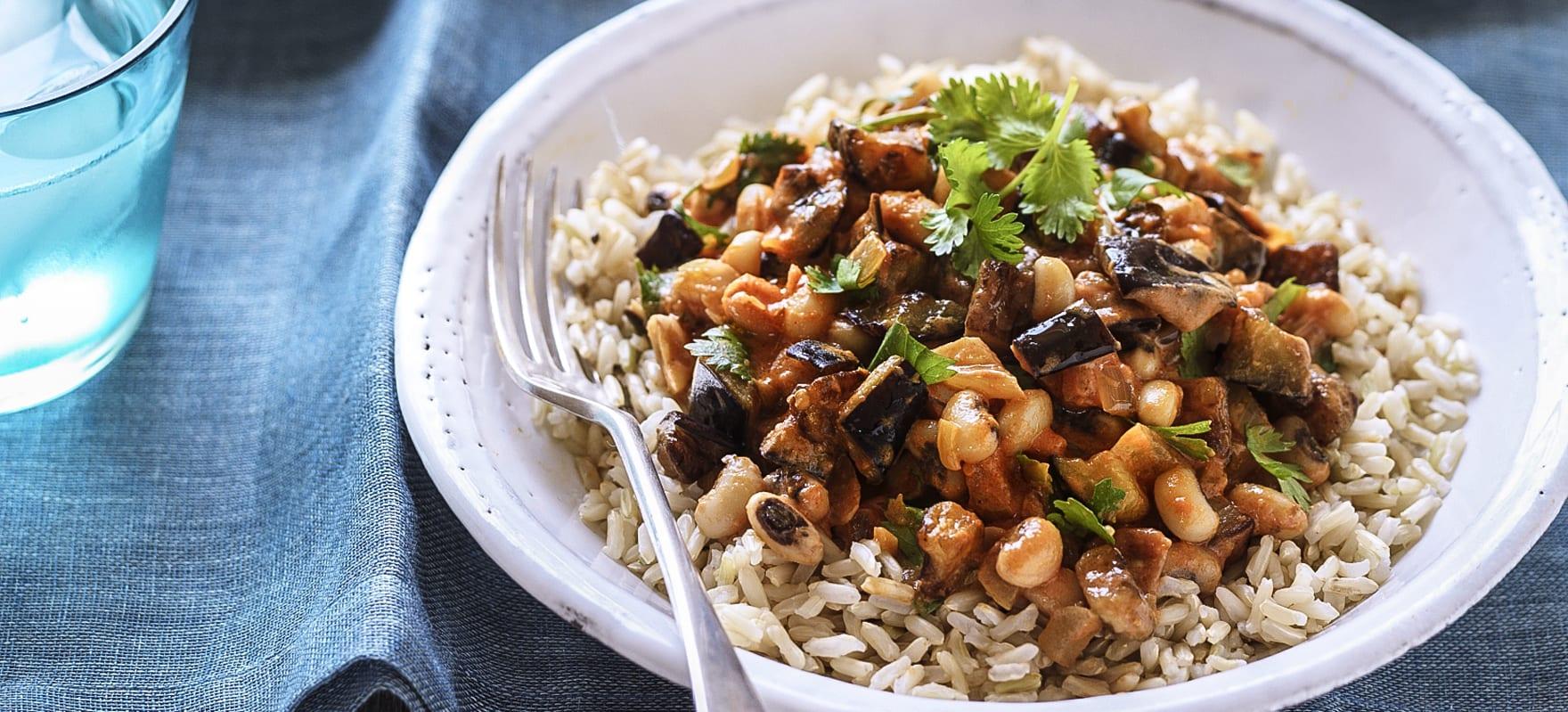 Black-eyed bean curry image 1