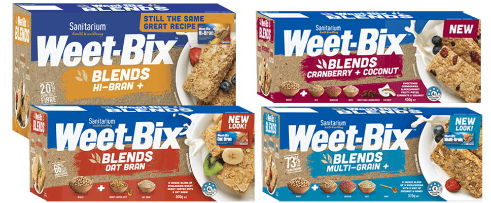 Weet-Bix™ Blends