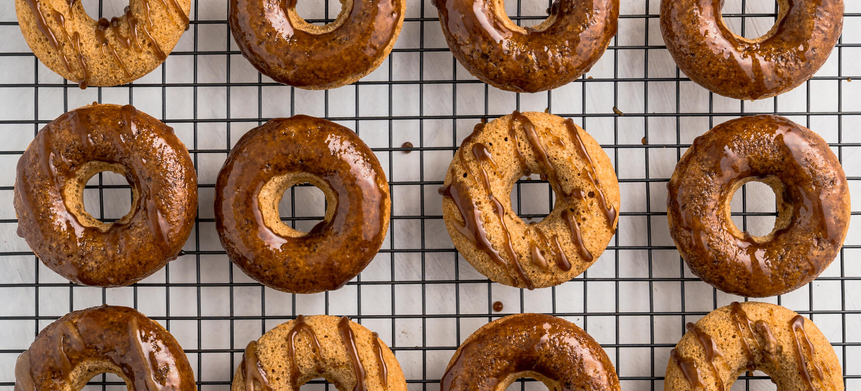Baked chai donuts image 1