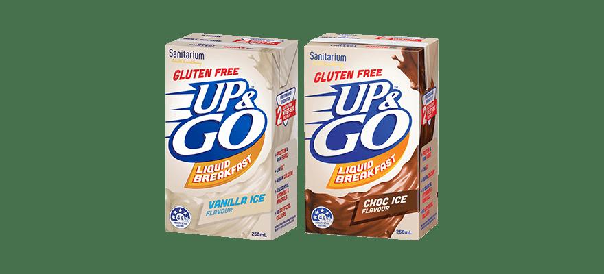 UP&GO™ Gluten Free