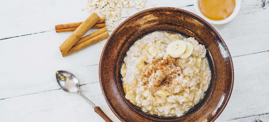 Banana porridge image 1