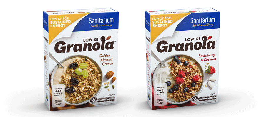 Low GI Granola