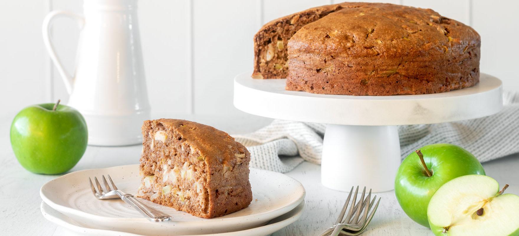 Spiced apple cake image 1