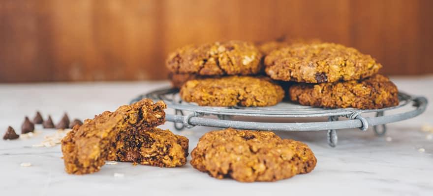 Gluten free Weet-Bix cookies image 1