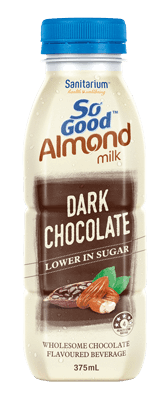 So Good Almond Milk Dark Chocolate Flavoured