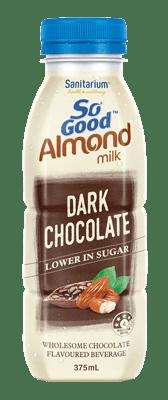 So Good Almond Milk Dark Chocolate Flavoured