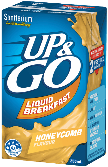 UP&GO Honeycomb Flavour
