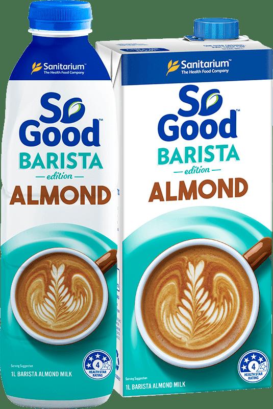 So Good Almond Barista Edition