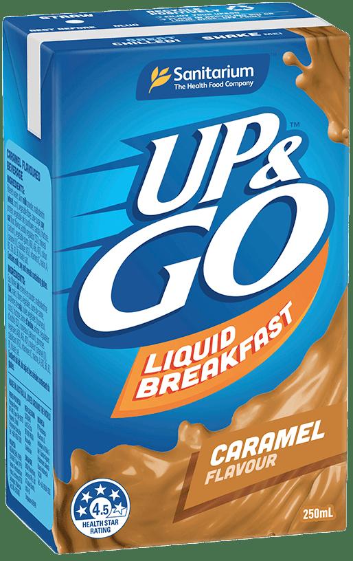 UP&GO Caramel Flavour