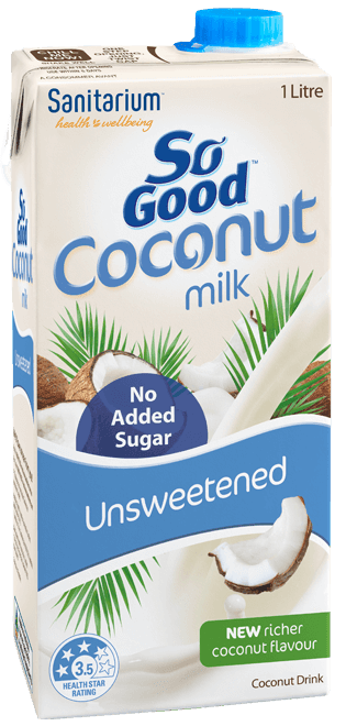 So Good Coconut Milk Unsweetened