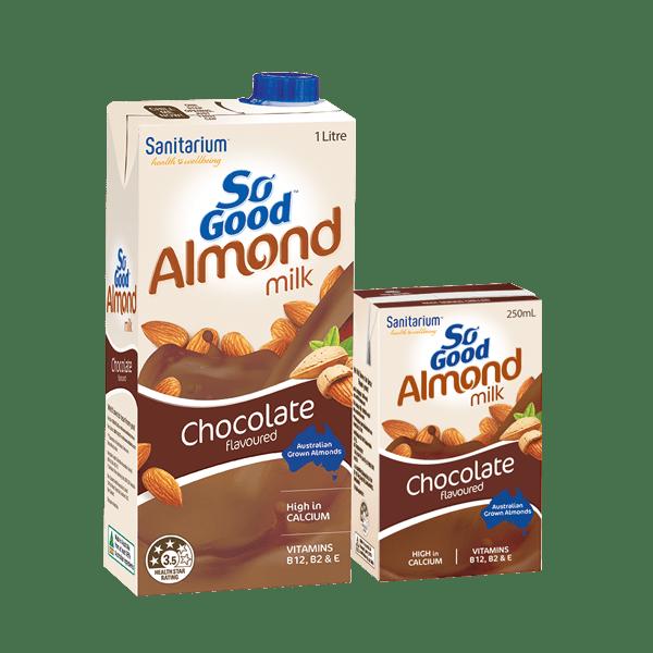 So Good Almond Milk Chocolate Flavoured
