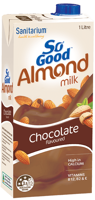 So Good Almond Milk Chocolate Flavoured