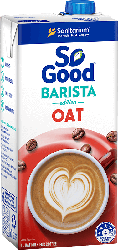 So Good Oat Barista Edition